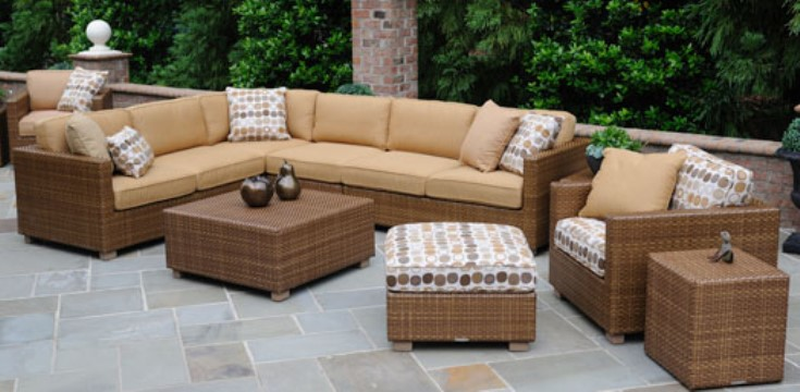 sedona wicker patio collection
