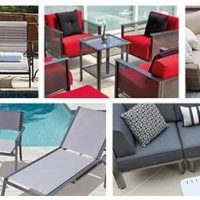Hospitality Outdoor Furniture & Decor
