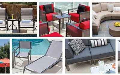 Hospitality Outdoor Furniture & Decor