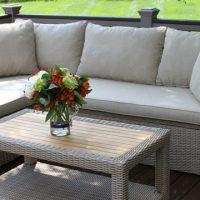 3 Piece Sofa Sectional Set