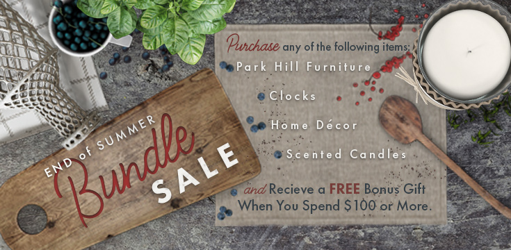 outdoor and home decor sale