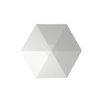 Ocean Master Classic Hexagon Shape
